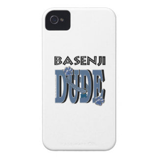 Basenji DUDE iPhone 4 Case-Mate Case
