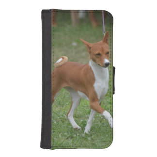 Basenji Fundas Tipo Billetera Para iPhone 5