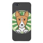 Basenji iPhone 5 Carcasa
