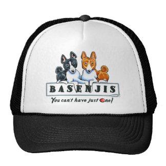 Basenji Just One Trucker Hat
