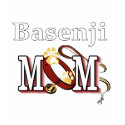 Basenji Mom Gifts shirt