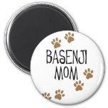 Basenji Mom Magnet