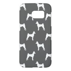 Case-Mate Barely There Samsung Galaxy S7 Case with Basenji Phone Cases design