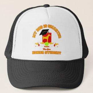 Basenji Trucker Hat