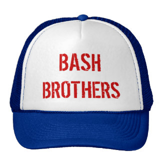 BASH BROTHERS TRUCKER HAT