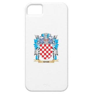 Bash Coat of Arms iPhone 5/5S Case