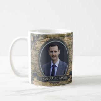 Bashar Al Assad Historical Mug