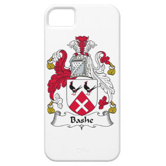 Bashe Family Crest iPhone 5 Cases