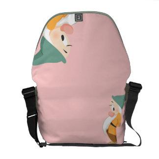 Bashful 2 messenger bag