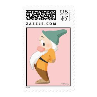 Bashful 2 postage stamp