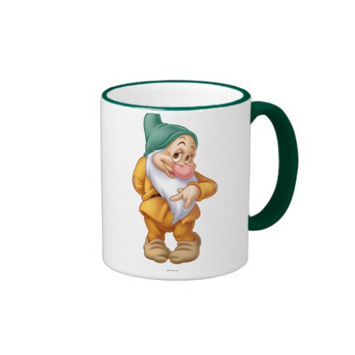 Bashful 3 coffee mug