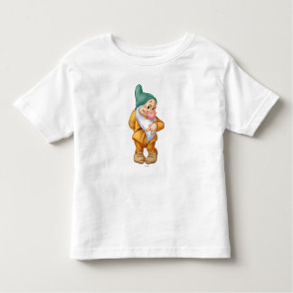 Bashful 3 toddler t-shirt