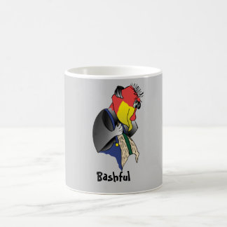 Bashful Coffee Mug