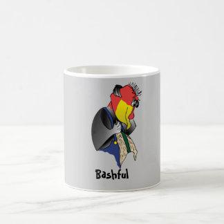 Bashful Coffee Mug
