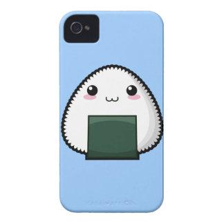 Bashful Onigiri Case-Mate iPhone 4 Case