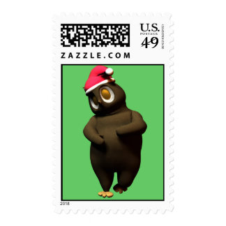 Bashful Owl Stamps