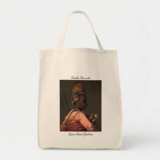 Bashi-Basouk by Gérôme Organic Canvas Tote Grocery Tote Bag