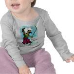 Bashi-Bazouk - bebé de manga larga Camisetas