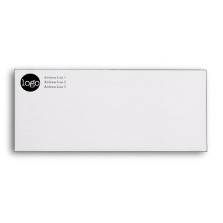 Basic #10 Business or Office with logo Envelope