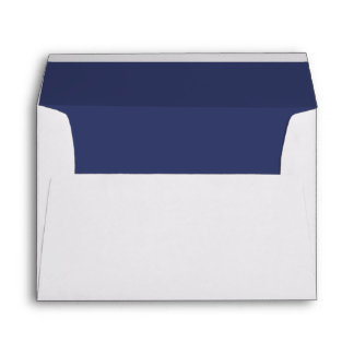 Basic A7 (5.25x7.25) Envelope in Blue