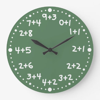 Basic Addition Fun Mathematical Arithmetic Clock