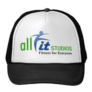 Basic All Fit Studios Gear Mesh Hats