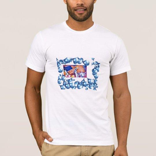 Basic America  Apparel T-Shirt