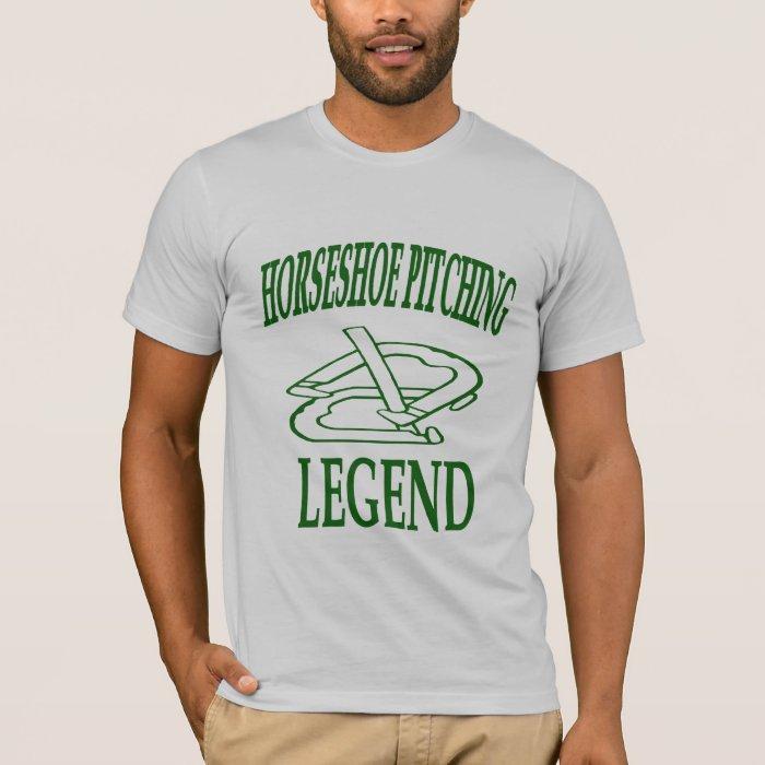 Basic American Apparel Horseshoe Legend T T-Shirt