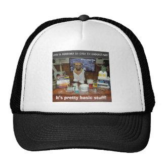 basic ammonia.jpg trucker hat