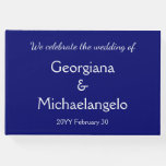 [ Thumbnail: Basic and Simple Marriage Guestbook ]