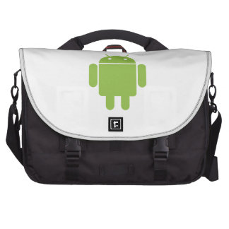 Basic Android OS Robot Bags For Laptop