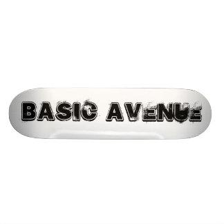 Basic Avenue Skateboard