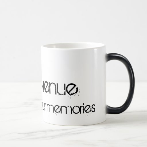 Basic Avenue, Walking with our memories Mugs