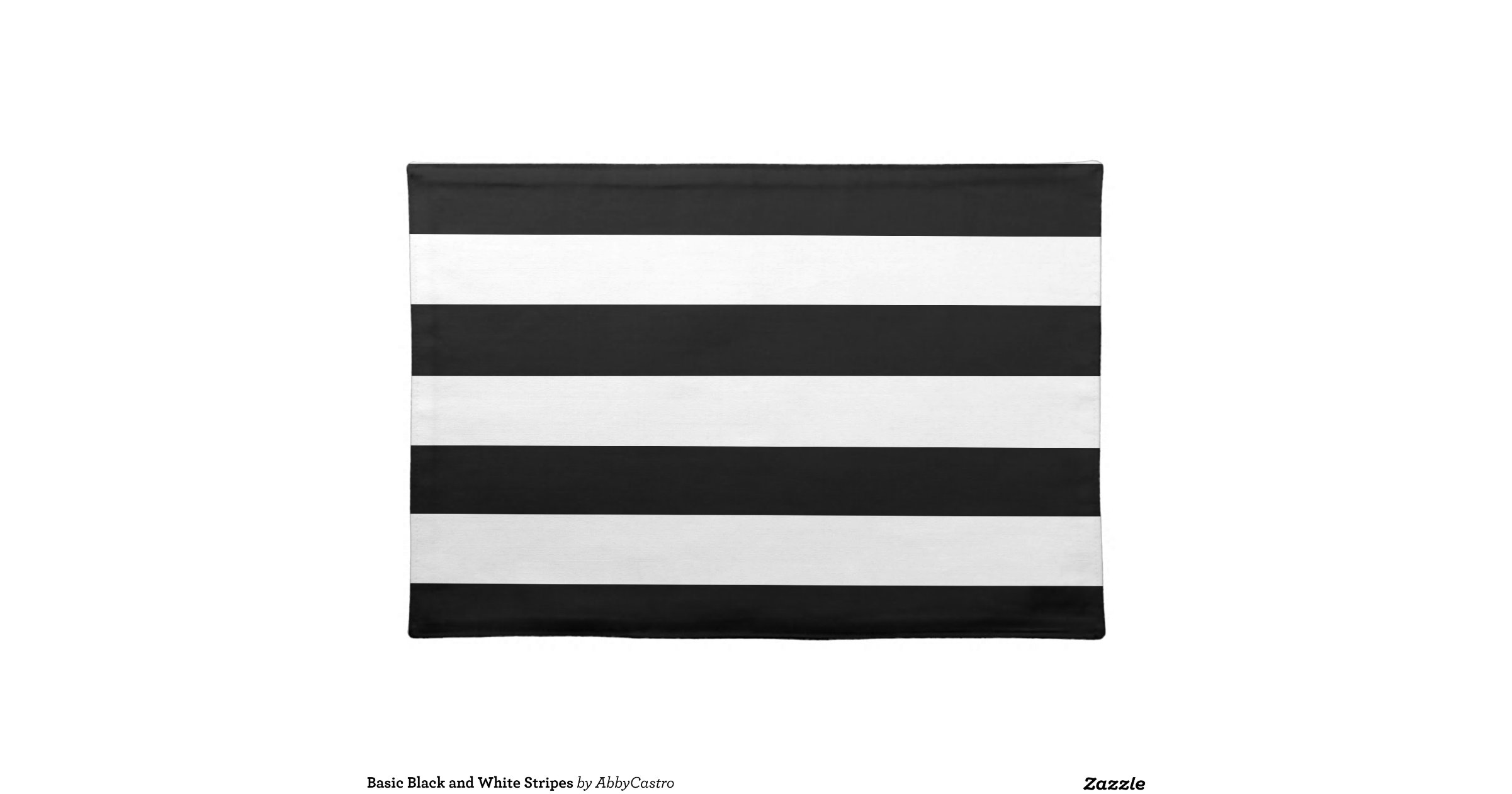 basic black and white stripes cloth placemat rbc287dc8ffcf4a30ad26173a5e56281f 2cfku 8byvr 1200. Black Bedroom Furniture Sets. Home Design Ideas