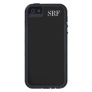 Basic Black Cell Phone / iPhone5s Case - SRF iPhone 5 Covers