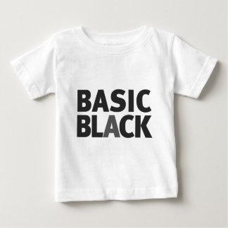 Basic Black Series Baby T-Shirt