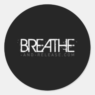 Basic Breathe Sticker