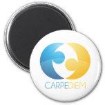 Basic CARPE DIEM Refrigerator Magnet