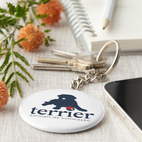Basic Chaveiro - Terrier Keychain