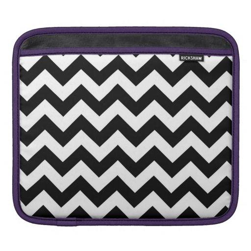 Basic Chevron Pattern Sleeve For iPads