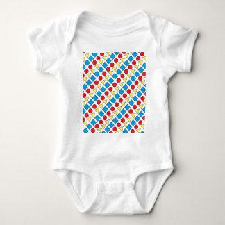 Basic Colors Baby Bodysuit