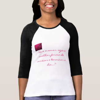 Basic, confort. T-Shirt