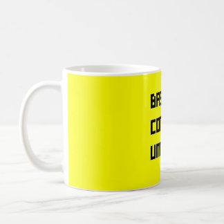 Basic Content Unit Mug - Hi Vis Edition