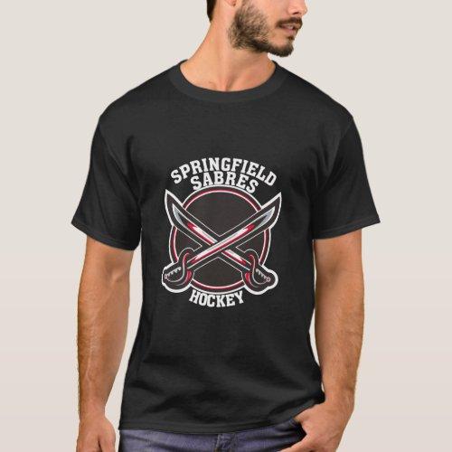 Basic Dark Sabres T_Shirt
