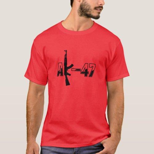 Basic Dark T_Shirt Template _ Customized