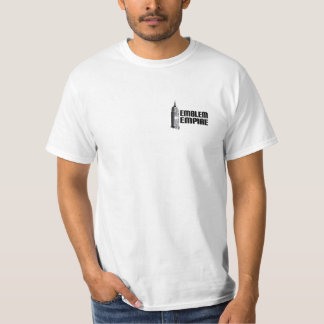 Basic Emblem Empire Logo T-Shirt