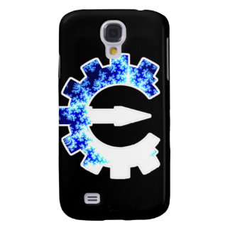 Basic Fractal Logo Samsung Galaxy S4 Covers