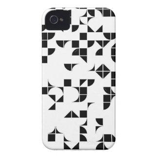 Basic Geometry iPhone 4 Case-Mate Case