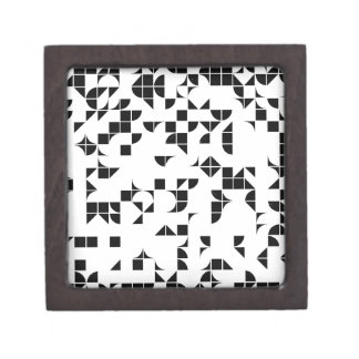 Basic Geometry Jewelry Box