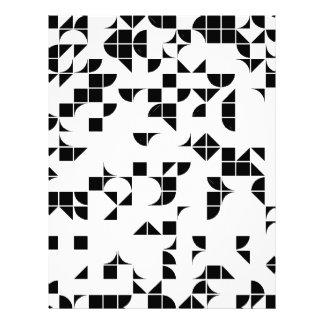 Basic Geometry Letterhead